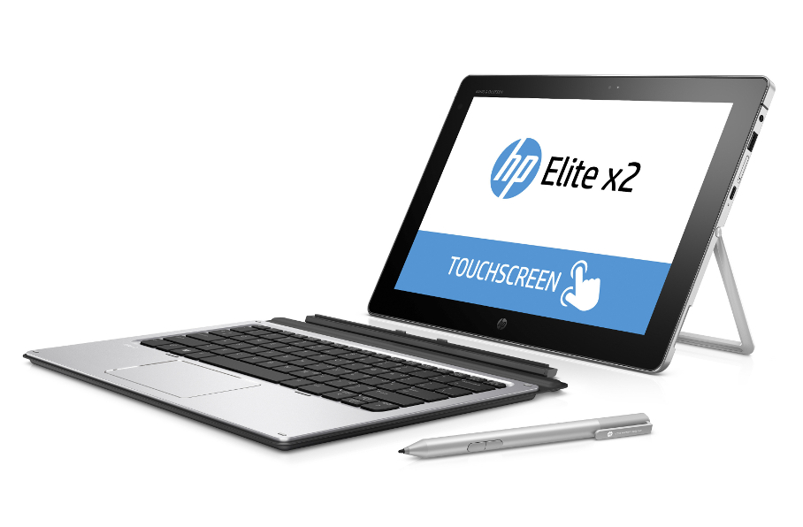 HP elite x2 1012 2-in-1 Tablet PC