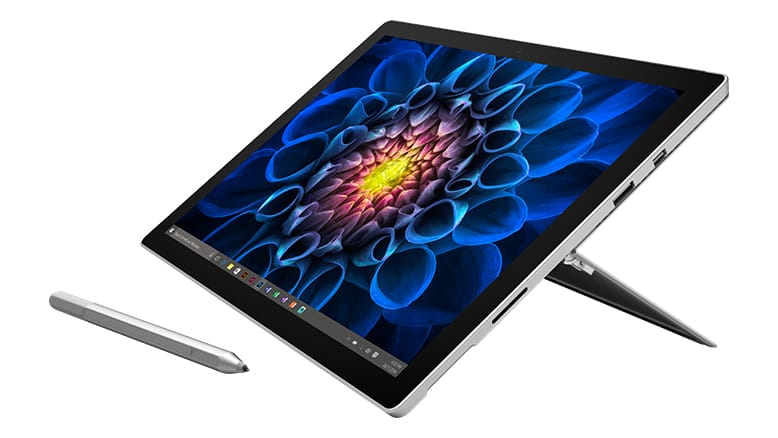 2-1 Tablet Surface pro 4