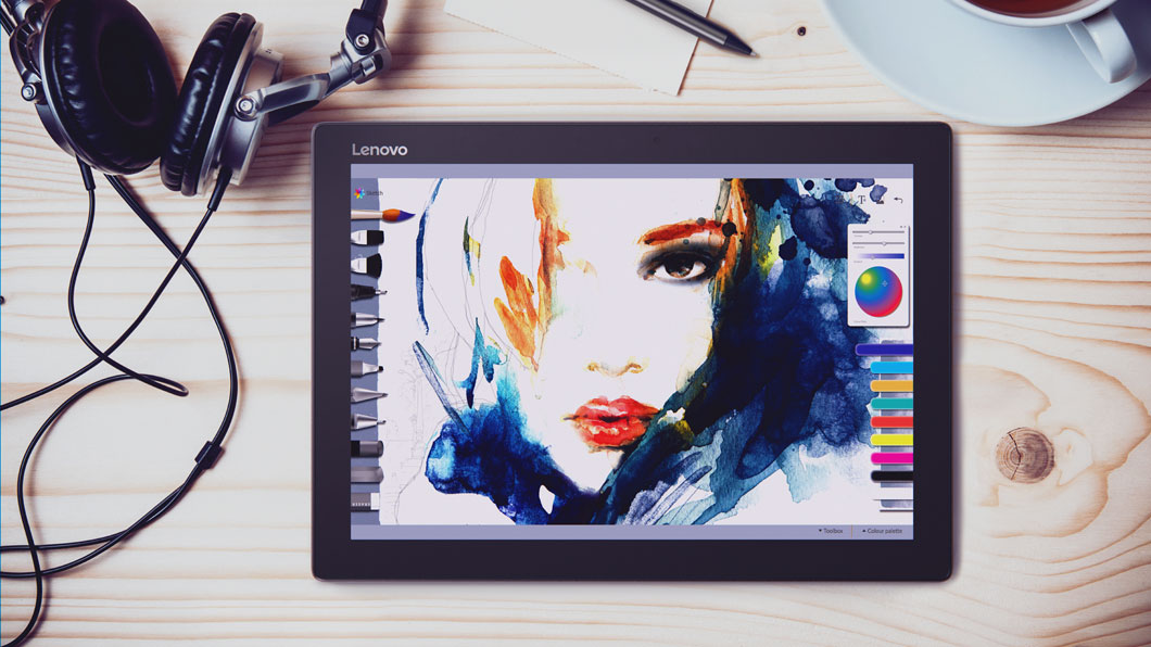 lenovo Miix 720 2-in-1 tablet
